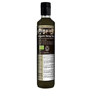 Naissance Convive Organic Hemp Food Oil (2 x 250ml...