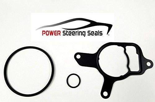 (Power Steering Seals - Brake Vacuum Pump Seal Kit for Volkswagen Audi 2.5L)