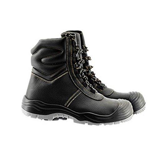 Winter-Sicherheitsschuhe S3 metallfrei Arbeitsschuhe Arbeitsstiefel Profi Qualität (47)