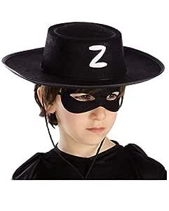 Sombrero Zorro para Niños: Amazon.es: Juguetes y juegos