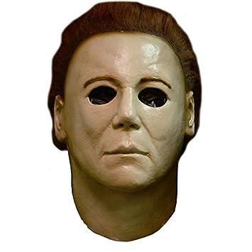Générique Générique - Mahal738 - Máscara de Látex para Adulto de Lujo Michael Myers para Halloween