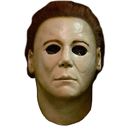 Trick or Treat Studios Men's Halloween 7-H2O Michael Myers Mask, Multi, One Size ()