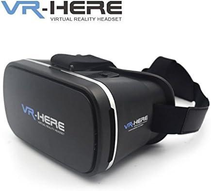 VR HERE K2 BOX 3D Virtual Reality Glasses 3D VR Headset