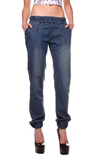 Exocet Jogger Pants (2X, Dark Indigo)