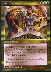 Magic: the Gathering - Reparations - Mirage