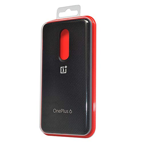 Oneplus 6 Bumper Protective case for oneplus6 Phone,Official Style Shell...