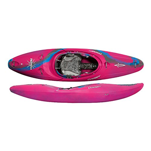 Dagger Nomad Creeking Whitewater Kayak, Aurora, Medium, used for sale  Delivered anywhere in USA