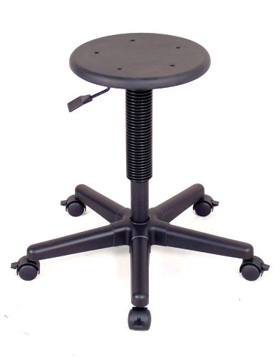 Superb Amazon Com Alvin Dc207A Utility Stool Black A Firm 1 Theyellowbook Wood Chair Design Ideas Theyellowbookinfo