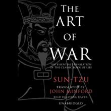 The Art of War [Blackstone Version] Audiobook by Sun-Tzu, translation by John Minford Narrated by Lorna Raver, Ray Porter