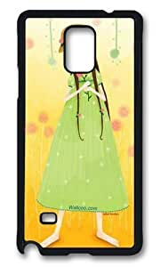 Adorable Korean illustration Hard Case Protective Shell Cell Phone For Case Samsung Galaxy S5 Cover