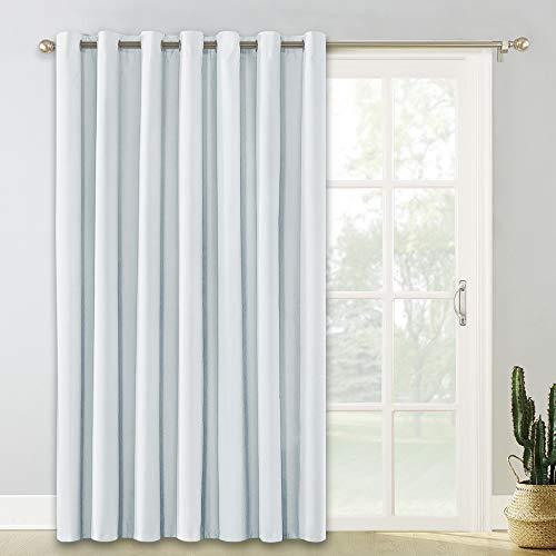 PONY DANCE Wide Slider Curtains - (100
