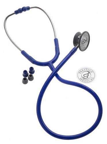 (Prestige Clinical Royal Blue Stethoscope)