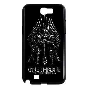 Samsung Galaxy N2 7100 Cell Phone Case Black Game of Thrones FSQ Back Plastic Phone Case