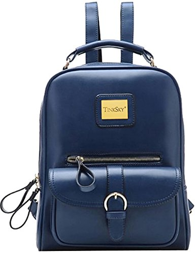 Tinksky Fashion Backpacks Synthetic Leather