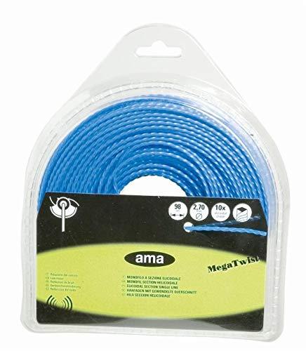 47 MT AMA Fil Nylon h/élico/ïdal Megatwist /ø 2,7 mm