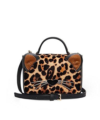 Kate Spade Leopard Handbag - 1