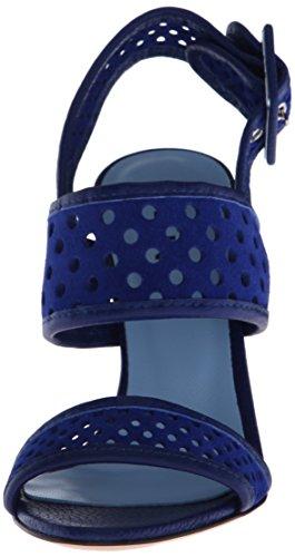 Studio Pollini Women's Sa1653ac01 Heeled Sandal Blue vzCQE