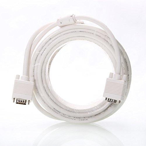 VGA (3+4) 10M M/M Cable - 5