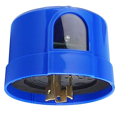 LEDMO Photocell Sensor, Auto On Off Photocell