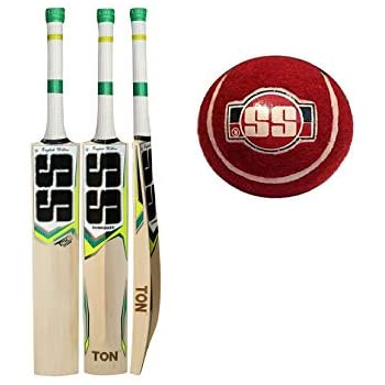 c0f8720a057 SS T20 STORM Cricket Bat with SS Tennis Cricket Ball (Bat Cover included)    2019 Edition