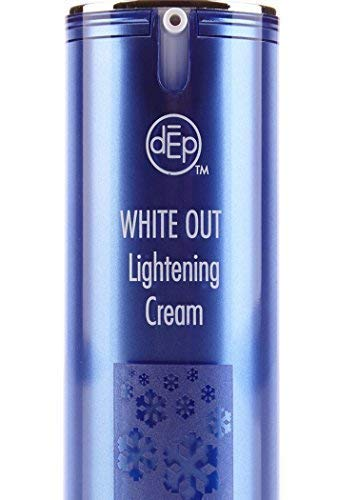 dEpPatch DARK SPOT Correcting Cream with ANTI AGING Peptides for Face | Lighten, Tighten, Maintain Even Radiant Skin Tone | All Natural Active Ingredients, Made in the USA (0.5 fl oz)    (Best Skin Lightening Cream In Usa)
