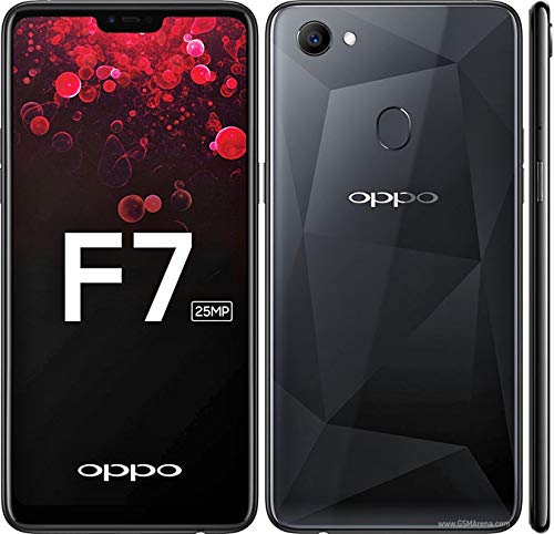 Renewed  Oppo F7  Black, 64 GB  Without Offers