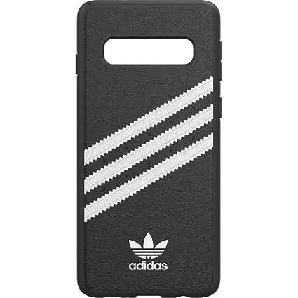 6c3e47f741e12 Amazon.com: Adidas Originals Case for Samsung Galaxy S10 Samba Black ...