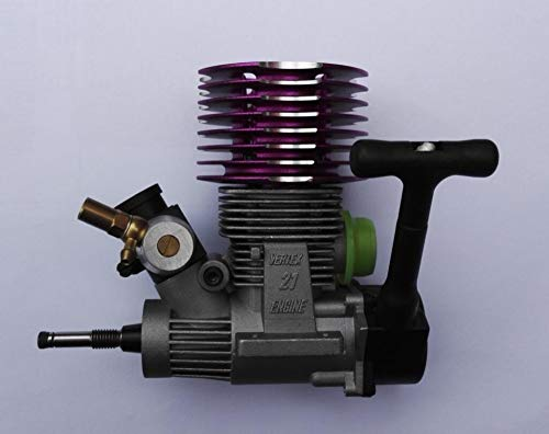 Nitro Engine Cooling - Hockus Accessories Vertex VX 21 CXP Nitro Engine CY Purple Cooling Head Redcat Nutech