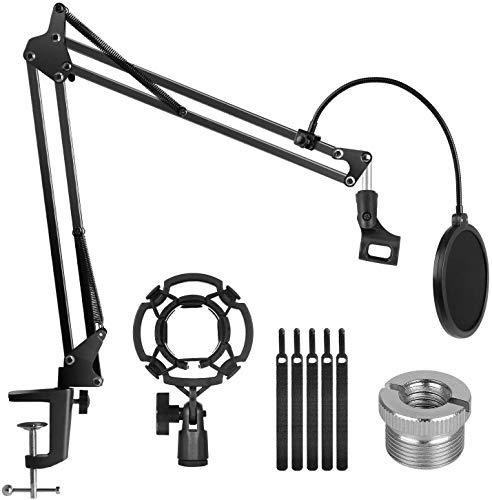 InnoGear Microphone Stand Adjustable