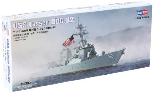 Hobby Boss HBS83412 1:700 USS Lassen DDG-82 MODEL KIT