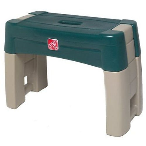Amazon.com : Step2 5A0100 Garden Kneeler (Older Model) : Garden Kneeling  Cushions : Home Improvement