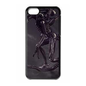 Alien iPhone 5c Cell Phone Case Black SUJ8428876