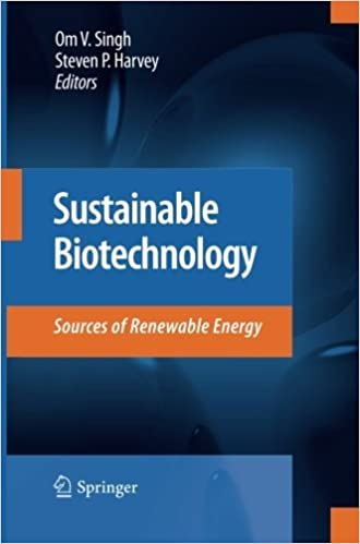 Sustainable Biotechnology: Sources of Renewable Energy (2014-11-20)