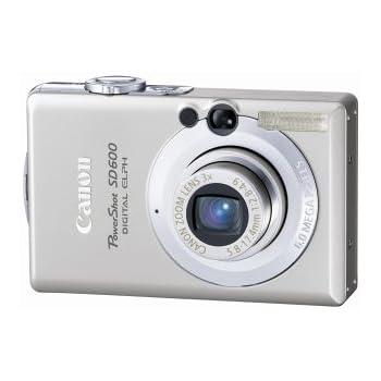Canon PowerShot S400 Digital Elph User Manual
