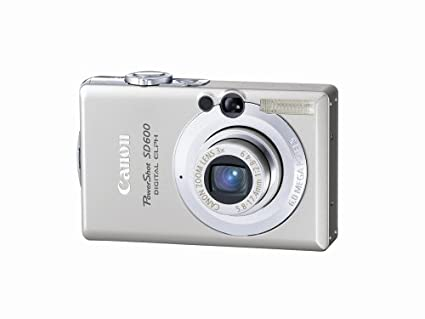 CANON POWERSHOT SD600 WINDOWS 10 DOWNLOAD DRIVER