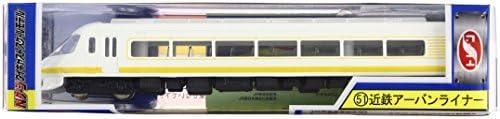 【NEW】 トレーン Nゲージ ダイキャストスケールモデル No.51  近鉄アーバンライナー