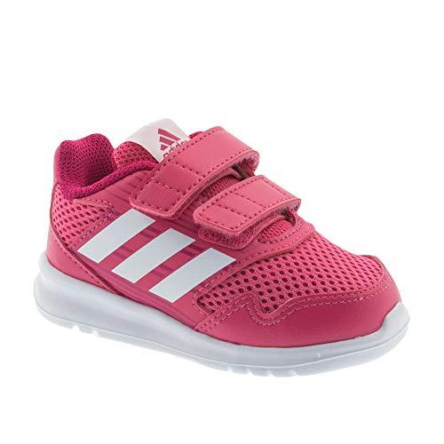 Unisex Adidas Altarun Zapatillas BLANCO ROSA de CF I bebé Gimnasia YaqBUY