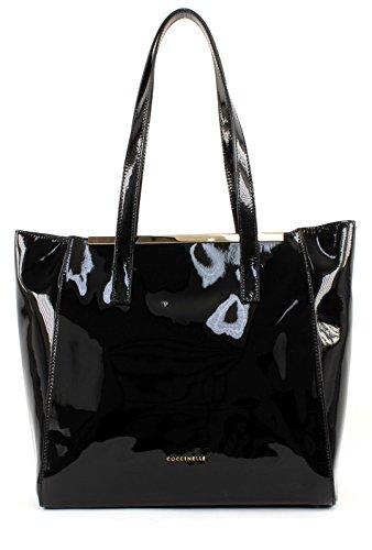 bolsos medianos Coccinelle Negro bolsos - AMY_TF1-11-01-01_001_NERO - NOSIZE