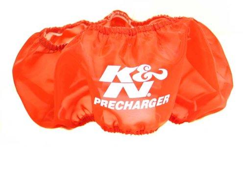 K&N E-3530PR Red Precharger Filter Wrap - For Your K&N 58-1190 Filter K&N Engineering