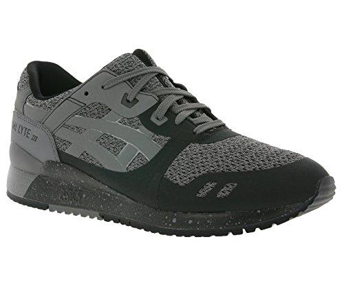 Gel Ns Uomo Tecnico Iii Lyte Sneakers Asics Nero Tessuto 5azn1