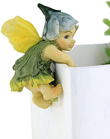 5Pcs Lovely Bee Miniatures For Fairy Garden Gnomes Moss Terrariums DecoratiBI BF
