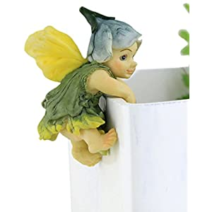 Top Collection Miniature Fairy Garden And Terrarium Fairy Baby Flower Pot And Vase Hugger Mini