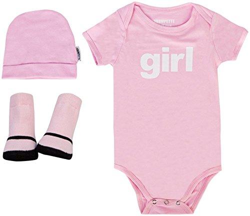 Trumpette Kids Maryjane Gift Set, Pink, 6-12 Months