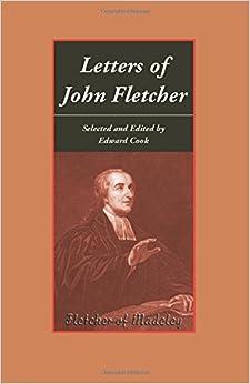 Book Letters of John Fletcher