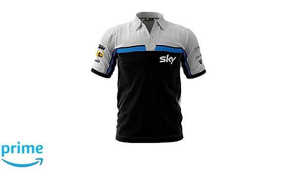 Valentino Rossi Skmpo371203 Polo, Hombre: Amazon.es: Ropa y accesorios
