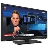 "Toshiba 24J1533DB - 24J1533DB - 24"" HD Ready LED TV 1366 x 768 Resolution Black 1 x HDMI 1 x USB Vesa Mountable 75 x 75mm"