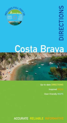 Rough Guides Directions Costa Brava (Rough Guide Directions)