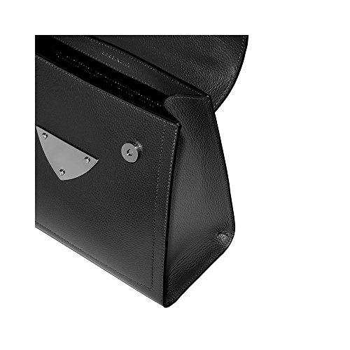 B14 Handtasche Coccinelle black x black pOZZxwB0