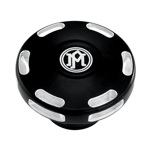 Performance Machine Apex Contrast Cut Gas Cap (Performance Machine Motorcycle Parts)