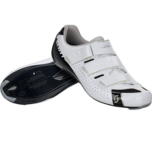 Black Gloss Lady Womens Bike Road Scott Gloss Shoes Comp White 251825 2017 w1qagvgP